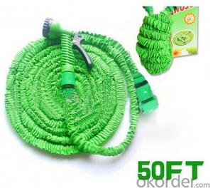 Expandable Fabric Flat Garden Irriagtion Cars Washing Flexible Water Hose