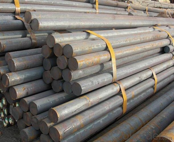 Hot Forged Alloy Steel 4140 Round Bars Special Steel