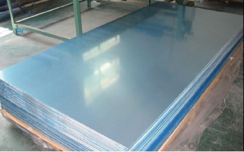 Aluminium Checkered Sheet With Good Price In Warehouse