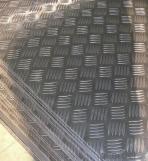 Hoja de aluminio pulida o con relieve Series 1~8