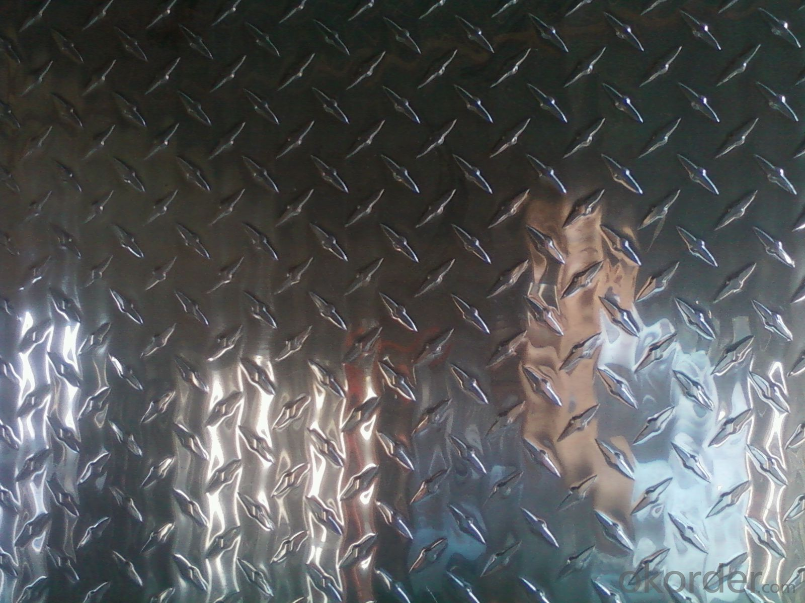 Embossed Aluminum Sheet and Coil Series 1/3/5/8