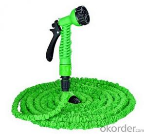 Expandable Fabric Garden Irriagtion Car Washing Flexible Water Hose