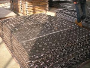 1xxx Series Decorative Embossed Aluminum Sheet