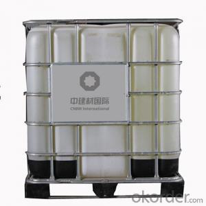 Sodium Gluconate Retarder Liquid for Concrete