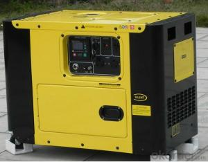 ETE Power 5kw Silent Diesel Generator Set