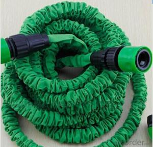 Expandable Fabric  Garden Washing Flexible Water Hoses