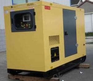 50KW Silent Diesel Generator Set with CE