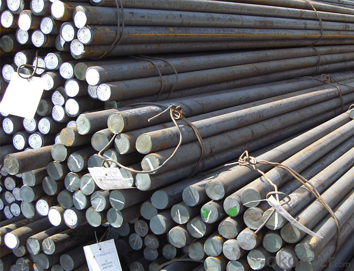 Round Bar Reinforcing Steel Bars Q195 Special Steel