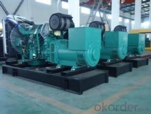 Open/Soundproof/moveable Diesel Generator Set from 10kva to 1000kva