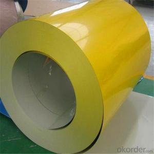 0.4 0.5 1.5 2mm Thickness Color GI Coil PPGI Steel Coil DX51D