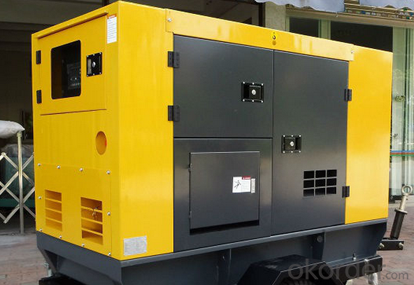 Diesel Generator with Brand-new Cummins Engine from 20kva to 1500kva