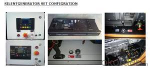 50KW Silent Diesel Generator Set with CE