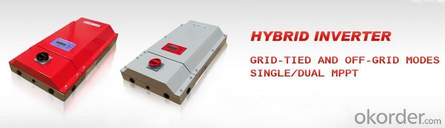 PV Grid-Tied Inverter Dual MPPT-US Solar Inverter