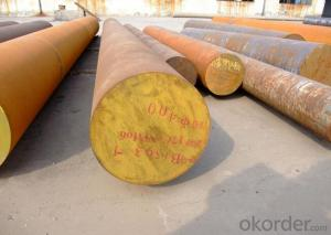 Forged Alloy Steel Round Bar 42CrMo4 Special Steel