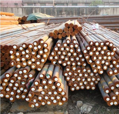 Alloy Steel Cr12MoV Metal Steel Round Bars Special Steel
