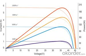 Latest Solar Panels High Efficiency Monocrystalline Silicon Solar Panels