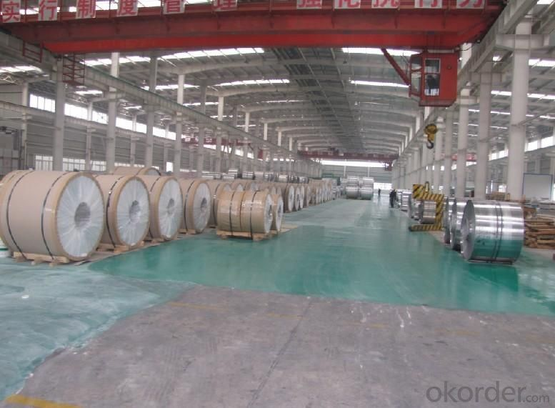 Continuous Casting Aluminium Coils for Color Coating