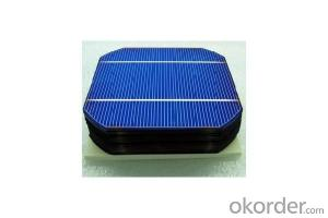 125*125mm High Efficiency Mono Solar Panel A Grade Silicon Solar cell Top Quality Monocrystalline