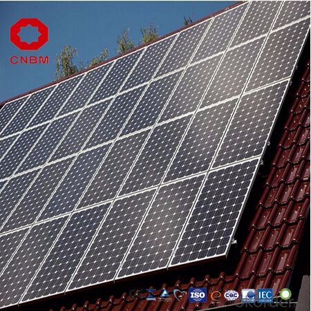 Poly 235w Mobile Home ​ Poly Solar Panel with High Quality  Solar Module