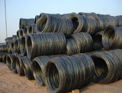 m.s Wire Rod in Coils 5.5mm/6.5mm/8mm/10mm/12mm/16mm