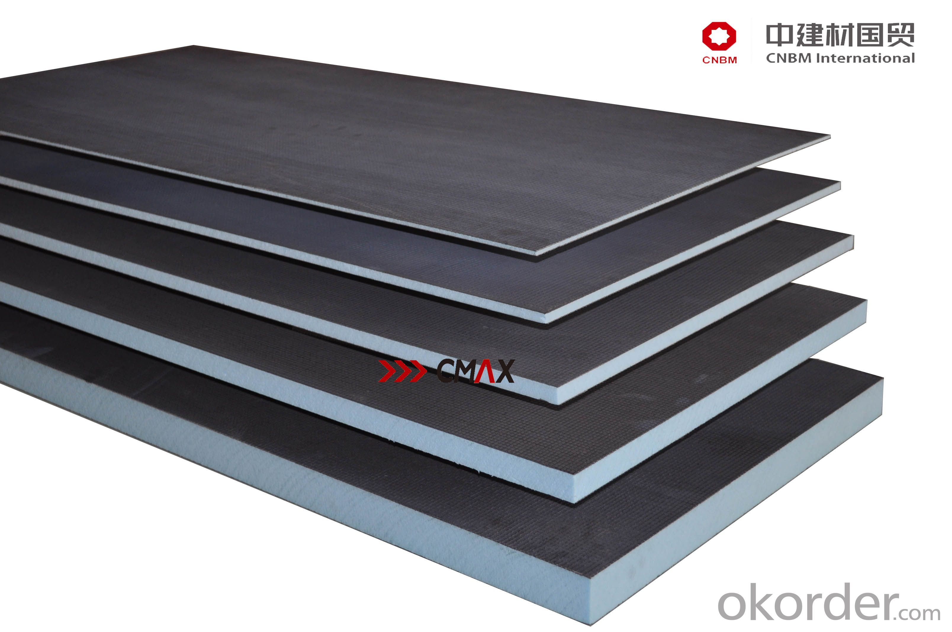 Buy Cement Backer Board With Core Xps And Cement Coat