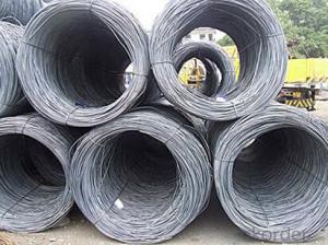 5.5mm SAE1008 Steel Nail Wire Rod Manufacturer