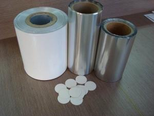 8011 H18 Aluminium Foil for Pharmaceutical Use in Tablet
