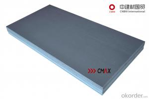 XPS Cement tile backer board for Shower Room CNBM Group