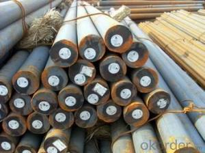Special Steel A36/A992 Round Solid Steel Bar