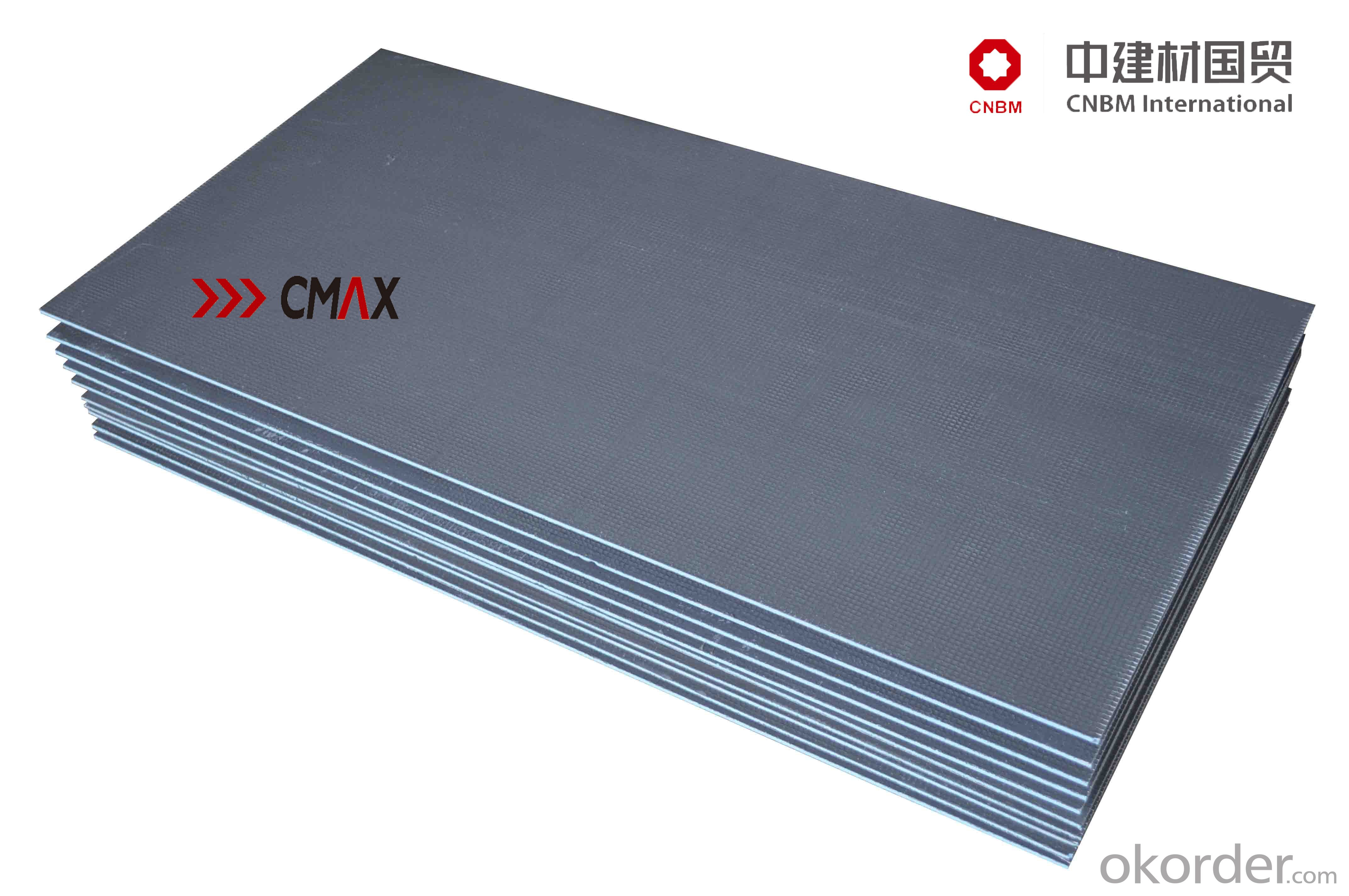 Foam Tile Backer Board from CMAX Board
