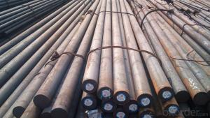 Special Steel Cr12MoV, SKD11, D2,D3, 1.2379 Round Bars