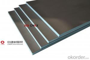 Fiberglass Mesh Reinforced Tile Backer Board CMAX Brand