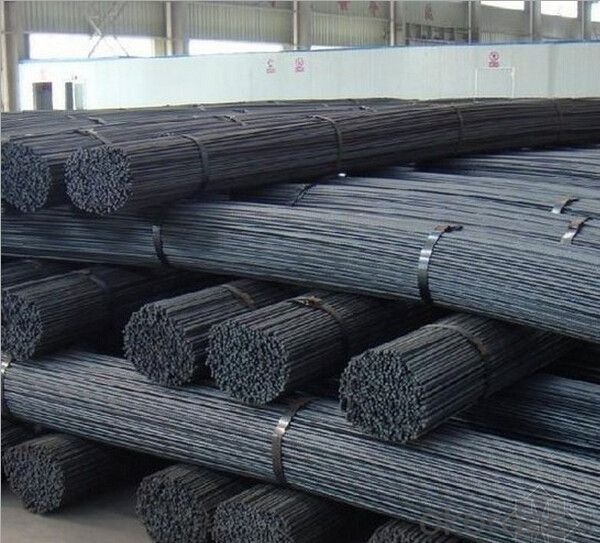 HRB 400/ 500 Reinforcing Deformed Steel Round Bar with Cheap Price