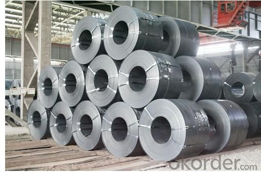 Low Carbon Hot Rolled Steel Coils With Different Standard