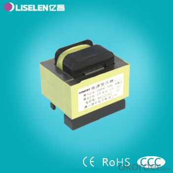 Low  Frequency  EI  In-line  Transformer
