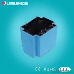 Low frequency EI type  Encapsulated Transformer