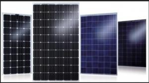 Silicon Solar Cell   156mm*156mm with Different Efficiency