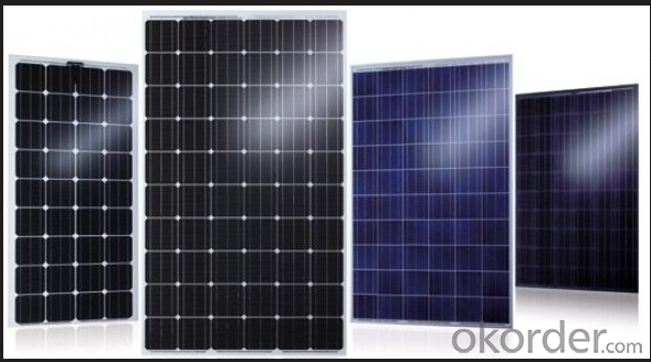 Powerwell Solar Panel With TUV,CE,SGS,CEC,IEC,ISO,OHSAS,CHUBB,INMETRO Approval