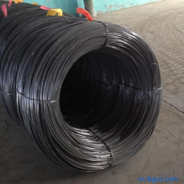 High Carbon Galvanized Steel Wire With Low Price