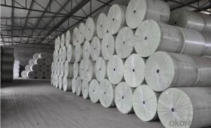 Long Fiber Polyester Mat For Bituminous Waterproof Membrane