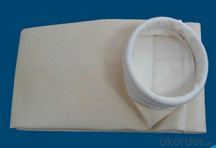 Needle Punched Nonwoven Acrylic Dust Filter Bag