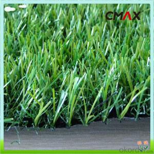 Professional Mini Football / Soccer Field Artificial Grass 60mm 12500tex