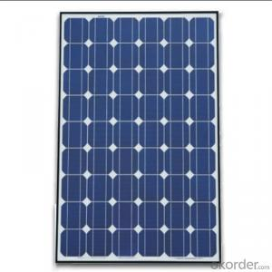 260 Watt Photovoltaic Solar Panel