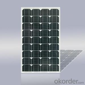 160W Monocrystalline Folding Solar Panels with Full Certificate