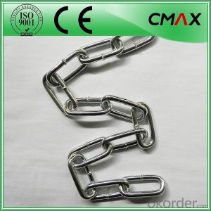 Electric Galvanized Welded Chain Link /Iron Chain/Anchor Chain