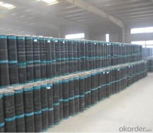 Long Fiber Polyester Felt/Polyester Mat For SBS Bitumen Waterproof Membrane