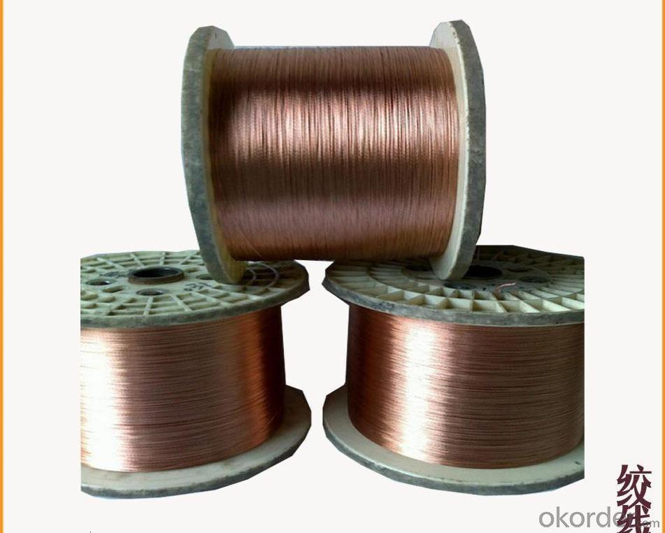 Copper Clad Aluminum Magnesium Twist & Parallel Wire
