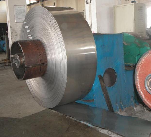 Aluminium Strips for Aluminium and Plastic Pipe