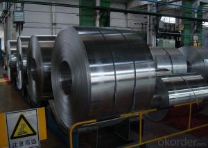 Aluminium Strip 0.19mm X 94mm Lacquered for Vial Seals