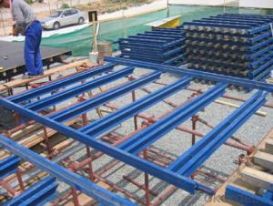 Aluminum-Frame Formwork with Excellent Quality